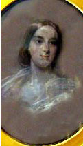 painting of Jane Hunter, 26th laird of Hunterston