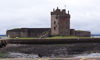 picture of Broughty Castle