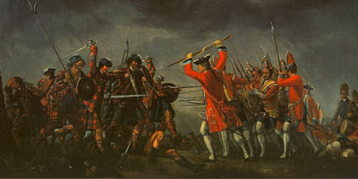 hunter at culloden