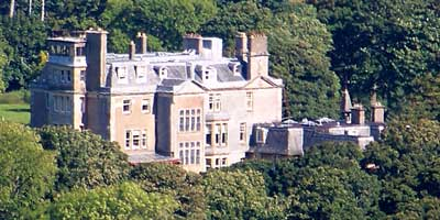 picture of Hunterston house