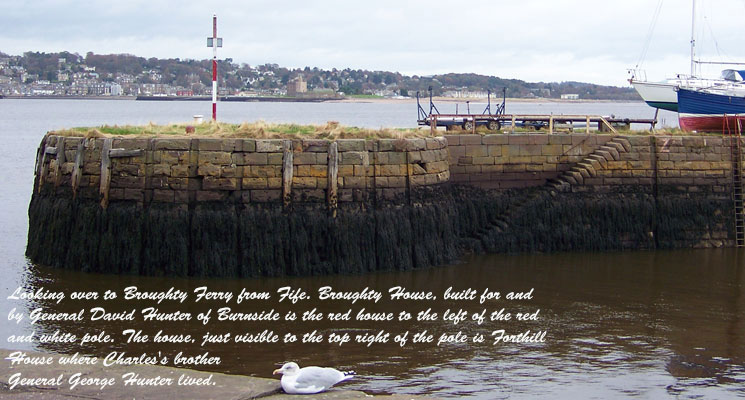 photo from Fife looking over the Tay to Broughty