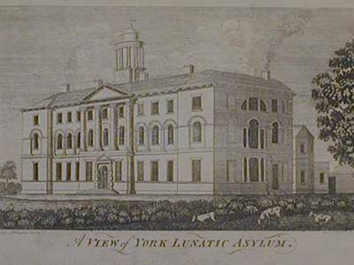 York lunatic asylum